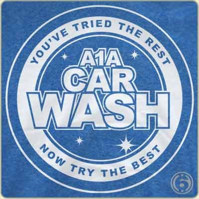 A1A car wash t shirt A1A Car Wash T Shirt
