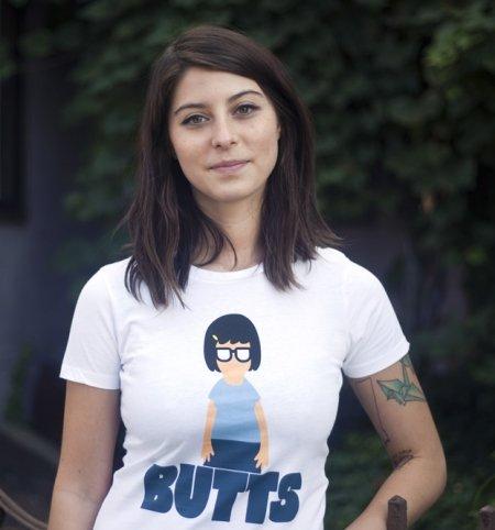butts t shirt Bobs Burgers Butts T Shirt