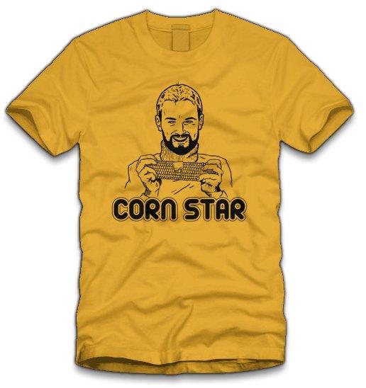 corn star t shirt Corn Star T Shirt