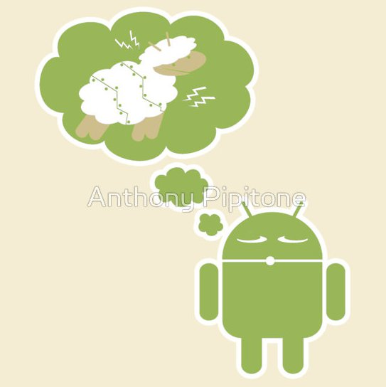 do androids dream of electric sheep t shirt Do Androids Dream of Electric Sheep T Shirt