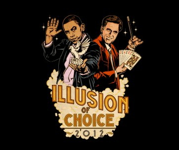 illusion of choice 2012 t shirt Illusion of Choice 2012 T Shirt