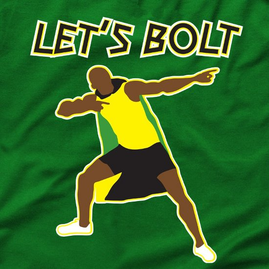 lets bolt t shirt Lets Bolt T Shirt