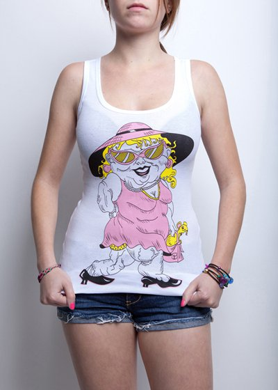 paris t shirt Winky Boo: Shirt Shop Interview