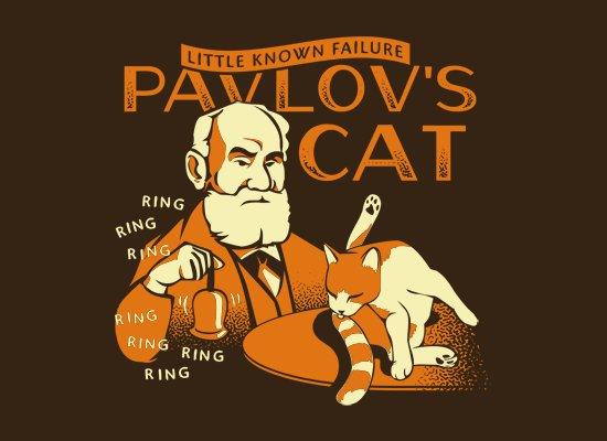 pavlovs cat t shirt Pavlovs Cat T Shirt