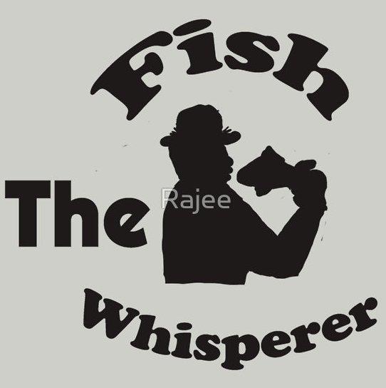 the fish whisperer t shirt The Fish Whisperer T Shirt