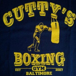 the wire cuttys boxing t shirt Stealthy Giant: Shirt Shop Interview