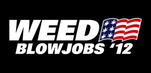 weed blowjobs 2012 t shirt Weed Blowjobs 2012 T Shirt