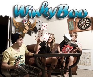winky boo logo banner Winky Boo: Shirt Shop Interview