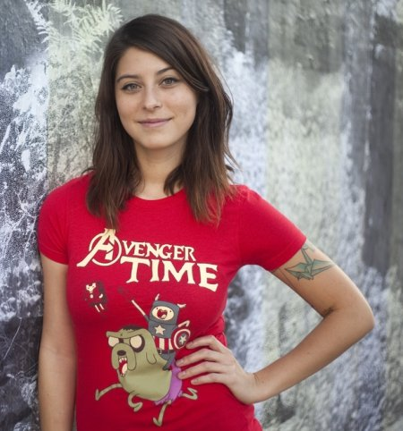 avenger time t shirt Avenger Time T Shirt