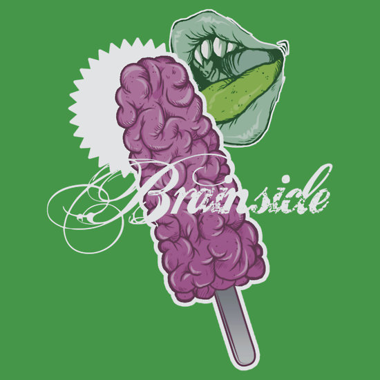 brainsicle t shirt Best Halloween T Shirts