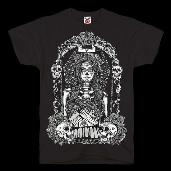 day of the dead girl t shirt Loki vs. Day of the Dead Girl Tshirt Fight