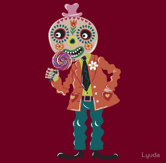 day of the dead t shirt Sweet Halloween T Shirt