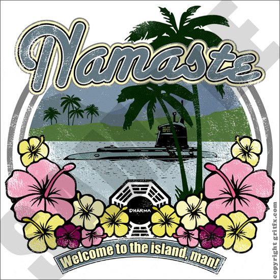 namaste t shirt GritFX: Shirt Shop Interview