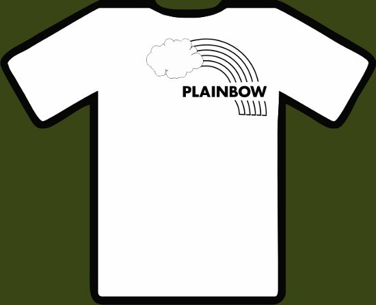 plainbow t shirt Ashirtload: Shirt Shop Interview