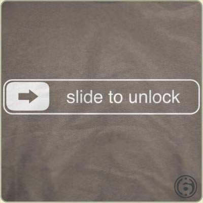 slide to unlock t shirt Slide To Unlock T Shirt