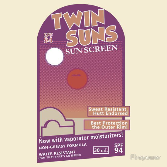 twin suns sun screen t shirt Nick Heazell (aka Firepower): Designer Interview