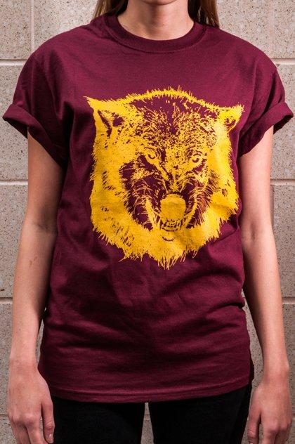 wolf t shirt Wolf T Shirt
