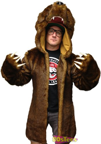 workaholics grizzly bear coat Workaholics Bear Coat