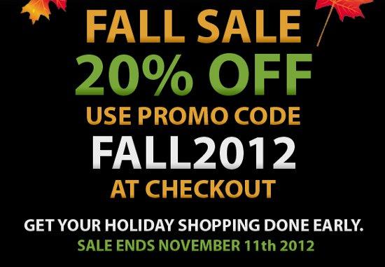 604 republic fall sale 2012 604 Republic 20% Off Fall Sale 2012