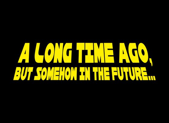 a long time ago but somehow in the future t shirt A Long Time Ago But Somehow In the Future T Shirt