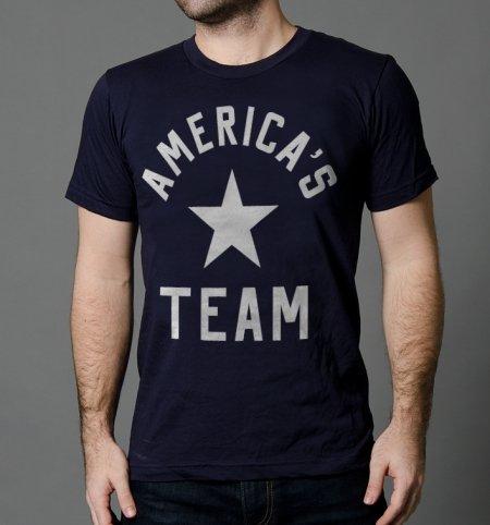 americas team t shirt Americas Team T Shirt