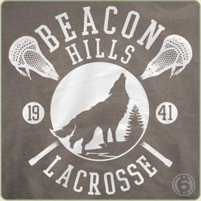 beacon hill lacrosse t shirt Beacon Hills Lacrosse T Shirt