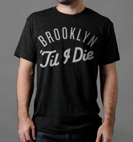 brooklyn til i die t shirt Brooklyn Til I Die T Shirt