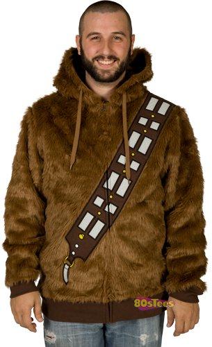 chewbacca fur hoodie Chewbacca Fur Hoodie