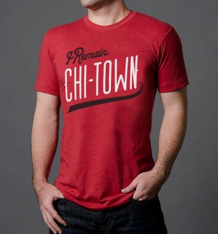 i remain chi town t shirt I Remain Chi Town T Shirt