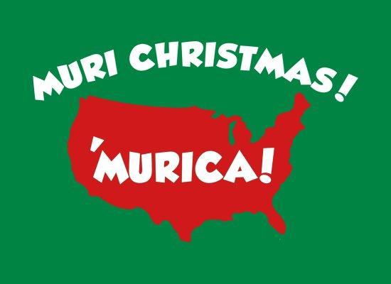 muri christmas murica t shirt Muri Christmas Murica T Shirt