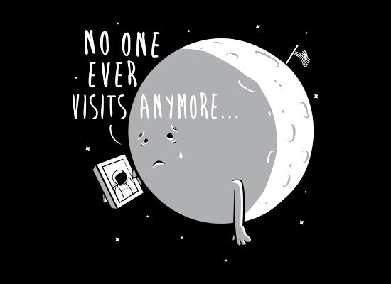 no one ever visits any more t shirt No One Ever Visits Anymore T Shirt