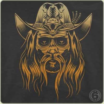 outlaw spirit mustache t shirt Outlaw Spirit Mustache T Shirt