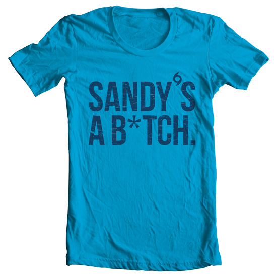 sandys a bitch t shirt Sandys A Bitch T Shirt