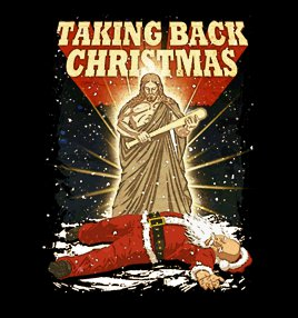 take back christmas t shirt Taking Back Christmas T Shirt