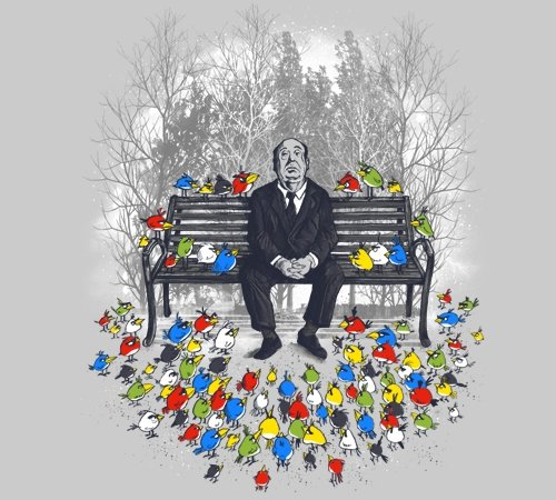 them birds t shirt Them Birds T Shirt