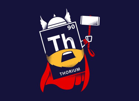thorium t shirt Thorium T Shirt