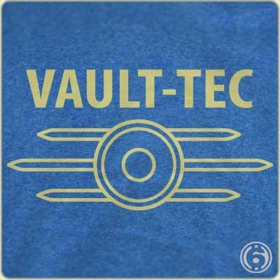 vault tec t shirt Fallout Vault Tec T Shirt