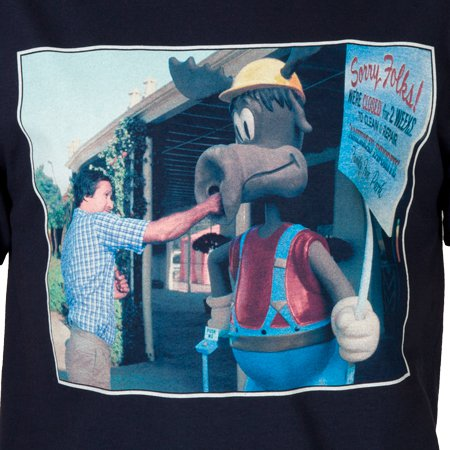 wally world punch moose t shirt Walley World Punch T Shirt
