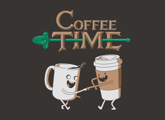 coffee time t shirt Coffee Time T Shirt