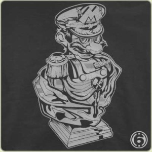 conquerer-plumber-t-shirt