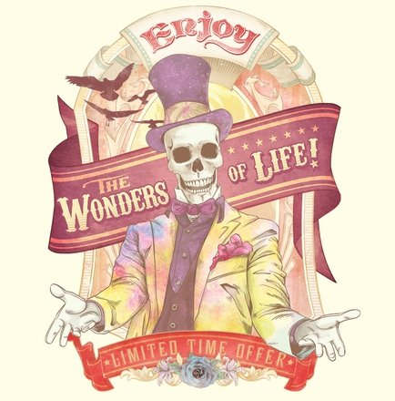 enjoy the wonders of life t shirt Enjoy the Wonders of Life T Shirt