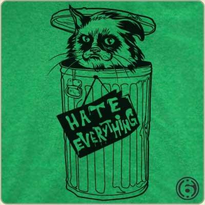 feline the grouch t shirt Feline the Grouch T Shirt