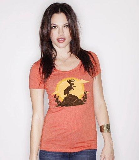 jackalope t shirt Jackalope T Shirt