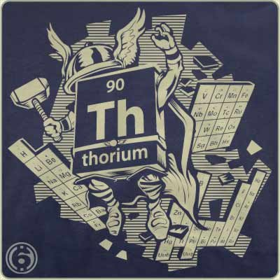 mighty thorium t shirt Mighty Thorium T Shirt