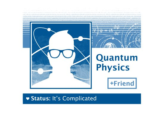 quantum physics its complicated t shirt Quantum Physics T Shirt