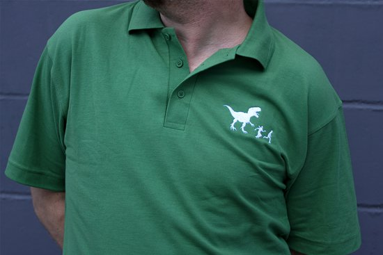 run humans polo shirt Run Humans Polo Shirt