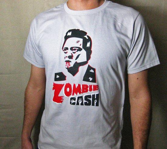 zombie cash t shirt Zombie Cash T Shirt