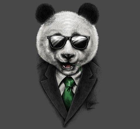 agent panda t shirt Agent Panda T Shirt