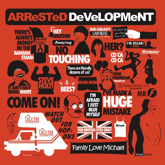 arrested development t shirt Arrested Development T Shirt