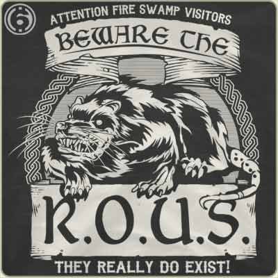 beware of the rous t shirt Beware of the ROUS T Shirt